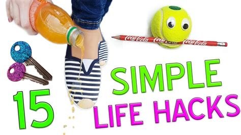 simple life hack how to ask for what you need spiral up 15 simple useful life hacks how to
