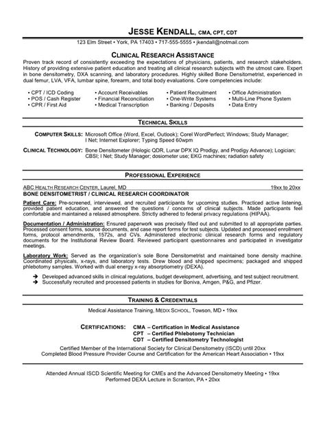 Sle Resume Back Office Manager sle resume of office manager 28 images back office
