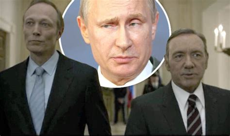What Is House Of Cards Based On by House Of Cards Is Viktor Petrov Based On Vladimir Putin
