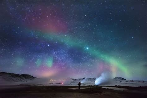 iceland springs and northern lights 10 best images about a northern lights on pinterest