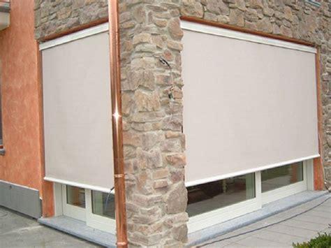 tende da sole avvolgibili per esterno tende avvolgibili da esterno confortevole soggiorno