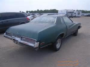 1973 Buick Regal For Sale 1973 Buick Regal For Sale Autos Weblog
