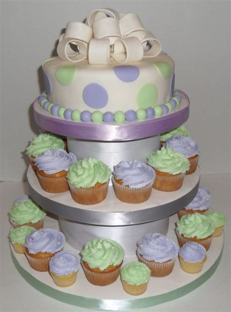 Baby Shower Cupcake Stand by Baby Shower Cupcake Stand Cakecentral