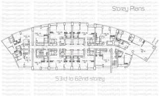 marina bay sands floor plan the sail marina bay for rent 1 bedroom 592 sqft 4500