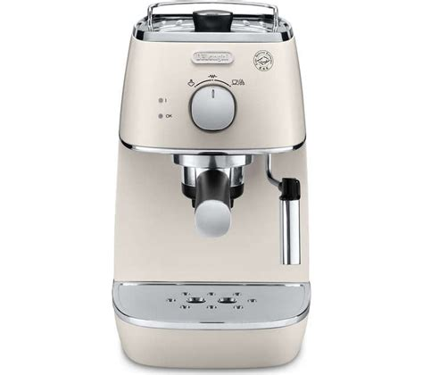 Coffee Machine buy delonghi distinta eci341 w coffee machine white