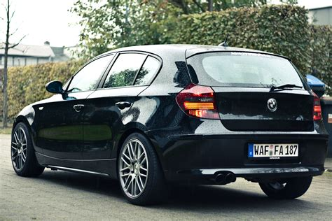 Bmw 1er Alternative by Doppelendrohr Alternative F 252 R Doppelauspuffanlage Bmw
