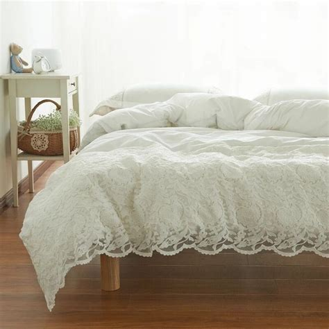 white lace bedding lace bedding