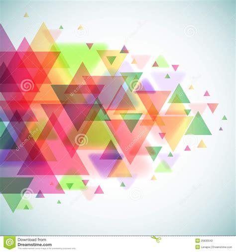 imagenes vectores de triangulos tri 225 ngulos coloridos abstractos fotograf 237 a de archivo