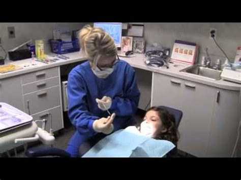 Child's First Trip To The Dentist   YouTube