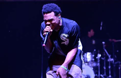 chance the chance the rapper talks about auditioning for outta compton