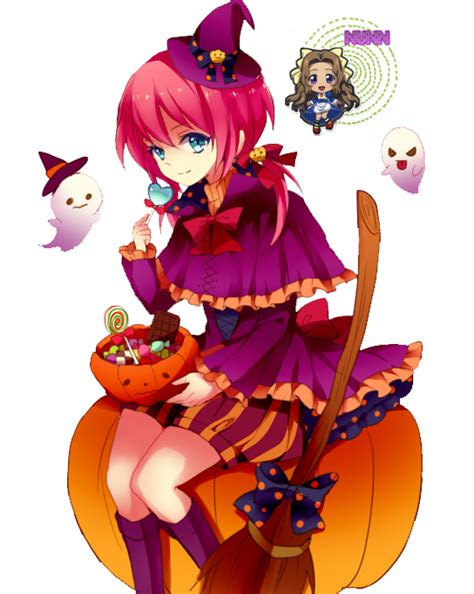 imagenes de halloween en anime halloween render 13 by nunnallyrey on deviantart