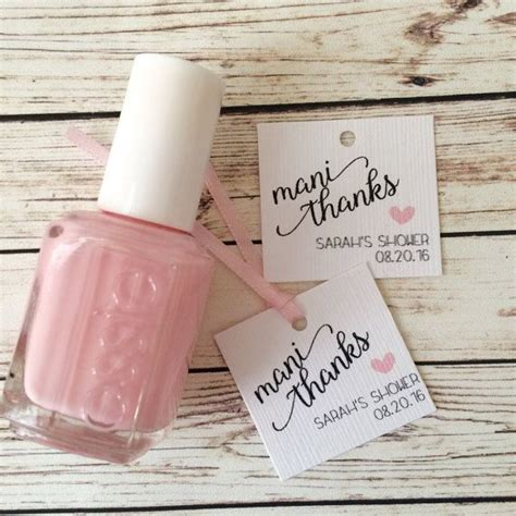 Baby Shower Favor Nail by 25 Best Ideas About Nail Favors On