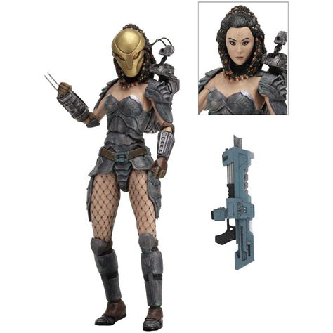 Series 0008 18 Set 3 In 1 series 18 predator 7 quot scale figure set of 3 neca woozy moo