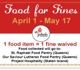 Staten Island Food Pantry by Vincentian Mission