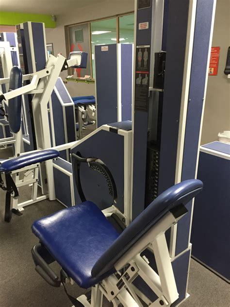 13 medx exercise line sold used medx equipment