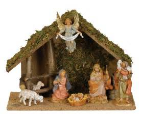 heartwarming nativity sets for christmas