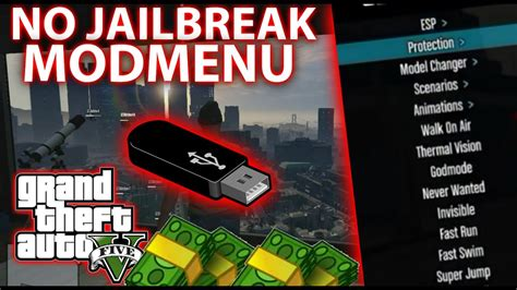 mod gta 5 no jailbreak gta 5 mod menu no jailbreak ps3 xbox 360 ps4 xbox one