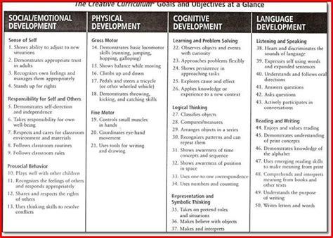 Best 25 Creative Curriculum Ideas On Pinterest Creative Curriculum Preschool Early Childhood Creative Curriculum Lesson Plan Template