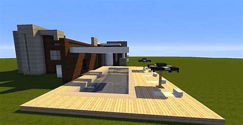 Modern Houses Modern And House On Pinterest Modern House Ideas For Minecraft