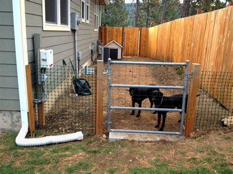 Backyard Fence For Dogs by Backyard Fence Ideas To Keep Your Backyard Privacy And
