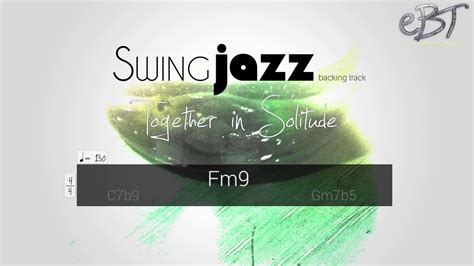 Minor Swing Backing Track by Swing Jazz Backing Track In F Minor 130 Bpm