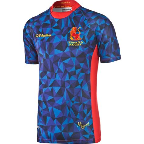 design a jersey o neills spain rugby 2015 o neills home alternate shirts rugby