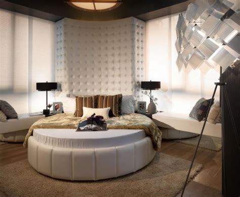 round bedroom 27 round beds design ideas to spice up your bedroom