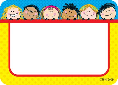 printable name tags with border free printable name tags for kidsfun coloring fun