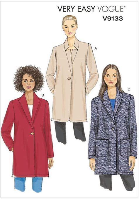 coat pattern ease 163 best patterns cardigans jackets vests and coats