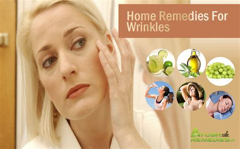 10 home remedies for wrinkles of youth