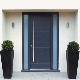 25  best ideas about Modern front door on Pinterest