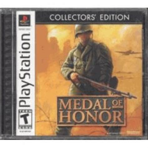medal  honor collectors edition  dreamworks black