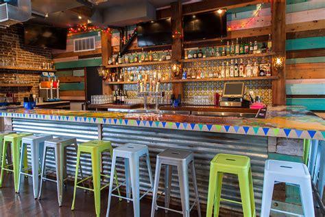 Painted Kitchen Furniture Taqueria Feliz