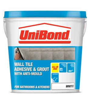 bathroom tile adhesive and grout unibond wall tile adhesive grout w hurst son iw ltd