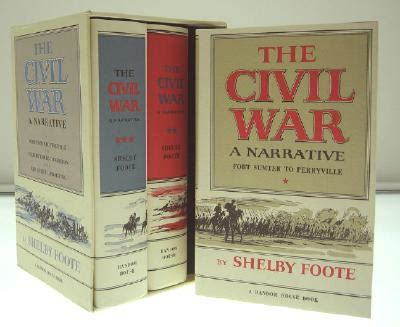 Civil War Volumes 1 3 Box Set the civil war 3 volume box set book by shelby foote