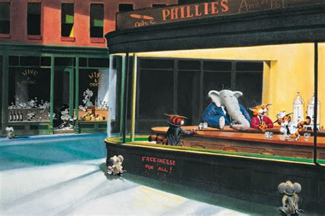 Sale Real Pict Tassa Maxi edward hopper s nighthawks maxi poster for only 163 4 16 at
