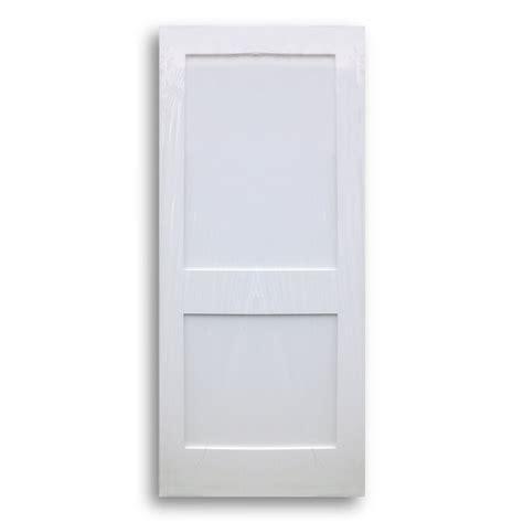 interior doors shaker style shaker style primed interior door 36inch x 80inch