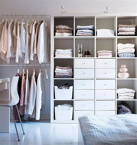ikea schlafzimmer schrank ideen mulig vaatetanko expedit hylly ikea furniture
