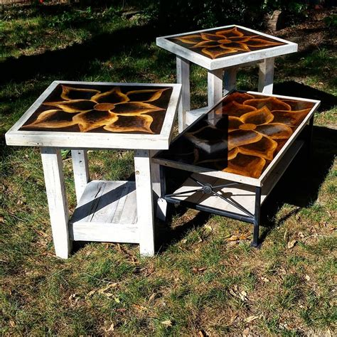 end tables made from pallets pallets made end and coffee tables pallet ideas