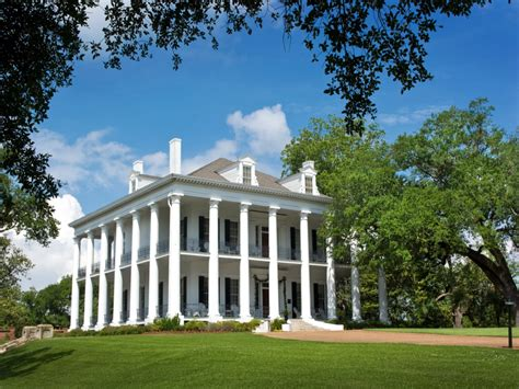 southern plantation home plans plantations large southern plantation house plans