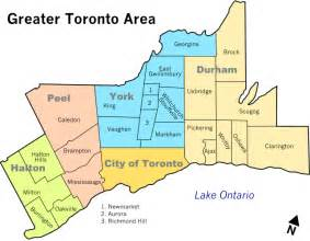 map of toronto canada area file greater toronto area map svg
