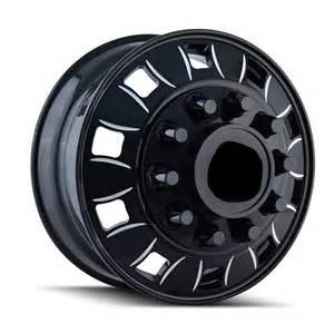 Semi Truck Custom Wheels Fiberglass Rear Dually Fenders Adapters Wheels Lowest Prices