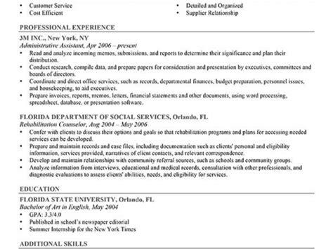 excellent resume past tense ideas resume ideas