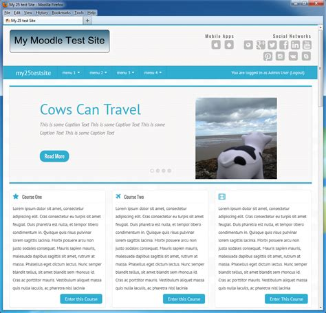 moodle theme standard a look at the moodle theme essential some random thoughts