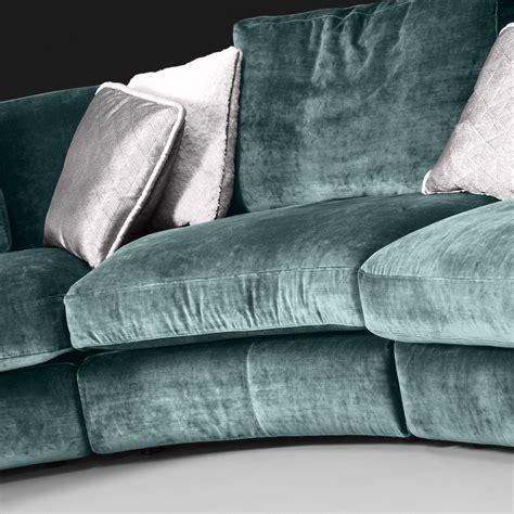 large velvet corner sofa high end large velvet modular corner sofa