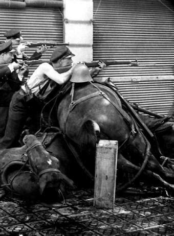 Objetivo Denuncia: Testimonio fotográfico de la Guerra