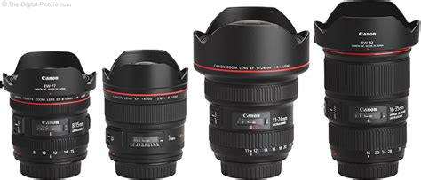 Lensa Canon Ring canon ef 11 24mm f 4l usm lens review