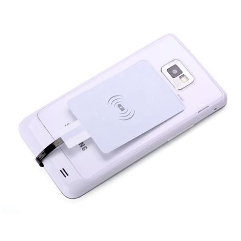 Sale Qi Wireless Charger Card Receiver Untuk Iphone 5 6 5s 5c wholesale universal micro usb qi wireless charging card