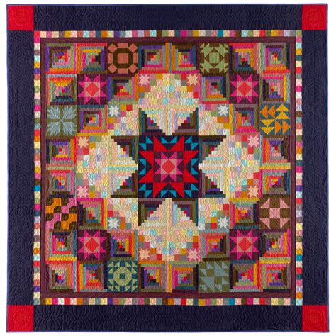 Two Block Quilt Patterns by Media Patterns Quilt Patterns Amish With A Twist