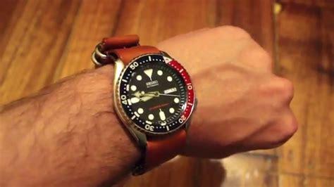 Seiko Diver Skx009 Bracelet seiko skx009 quot pepsi quot diver impressions